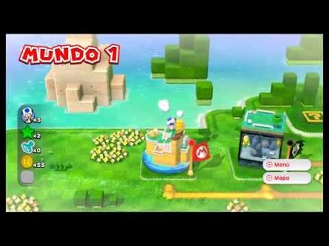 Truco de las vidas infinitas  Super Mario 3D World