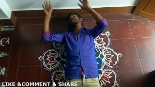 sariya thappa vijay nenjinile song