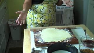 Homemade Cherry-Pistachio Rugelach
