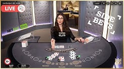 ♣️ Blackjack Silver | NetEnt live | Perfect SIDE BETS session ♣️