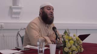 "Sheikh Haitham al-Haddad ""Wisdom & Strategic Thinking"" (Pt. 2)"