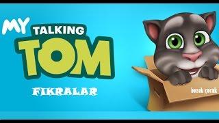Konuşan Kedi Tom Fıkra Anlatıyor  3 Komik Video Gülme Garantili