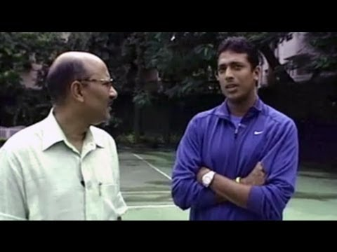 Mahesh Bhupathi opens up on relationship with Leander Paes (Aired: Oct 2006)