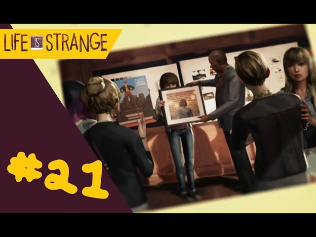 Max Conseguiu? -  Life is Strange - ep 05 part 1?