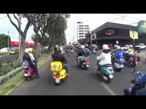 Vespa Motorsport: San Diego to Mexico City DAY 10 RIDE RECAP