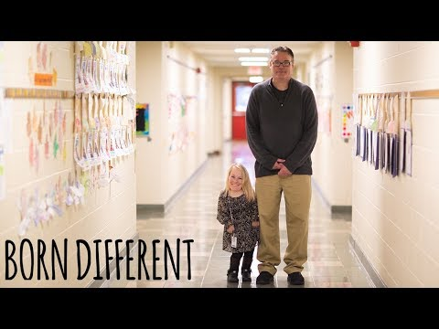 The Tiny Teacher Who's Only 3ft 3"