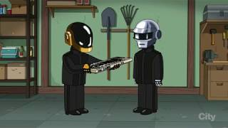 Family Guy - Daft Punk