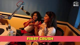 Varun Dhawan, Jacqueline Fernandez & Taapsee Pannu on their first kiss | Slambook With Malishka