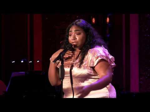 "Broadway Workshop at 54 Below - Arielle Telemaco Beane  ""Kind of Woman"""