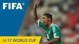 Mexico celebrate famous victory