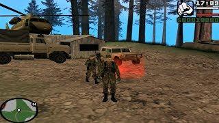 GTA san andreas - DYOM mission # 80 - Army vs Gangs
