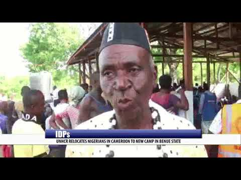 IDPs: UNHCR RELOCATE  NIGERIANS IN CAMEROON TO NEW CAMP IN BENUE STATE