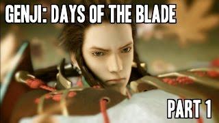 Genji: Days of the Blade - Full Playthrough Part 1