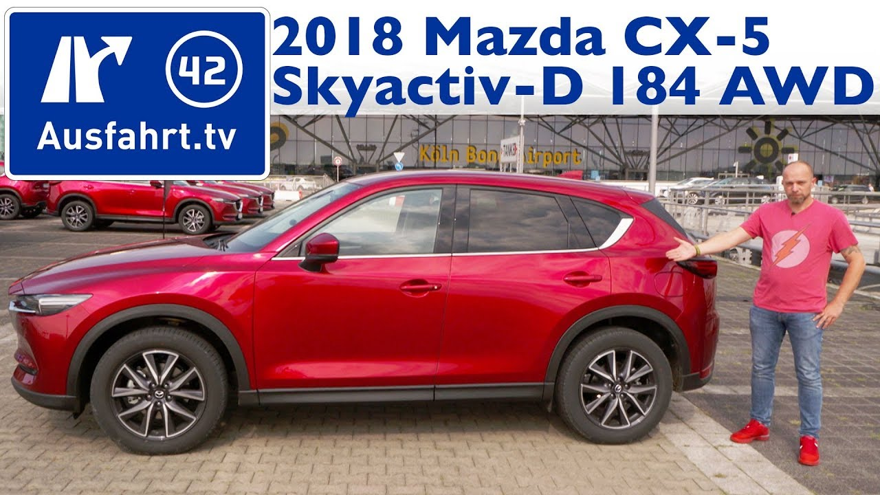 2018 mazda cx 5 skyactiv d 184 awd sports line my2018. Black Bedroom Furniture Sets. Home Design Ideas