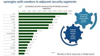 Winning strategies for growth in the enterprise security market