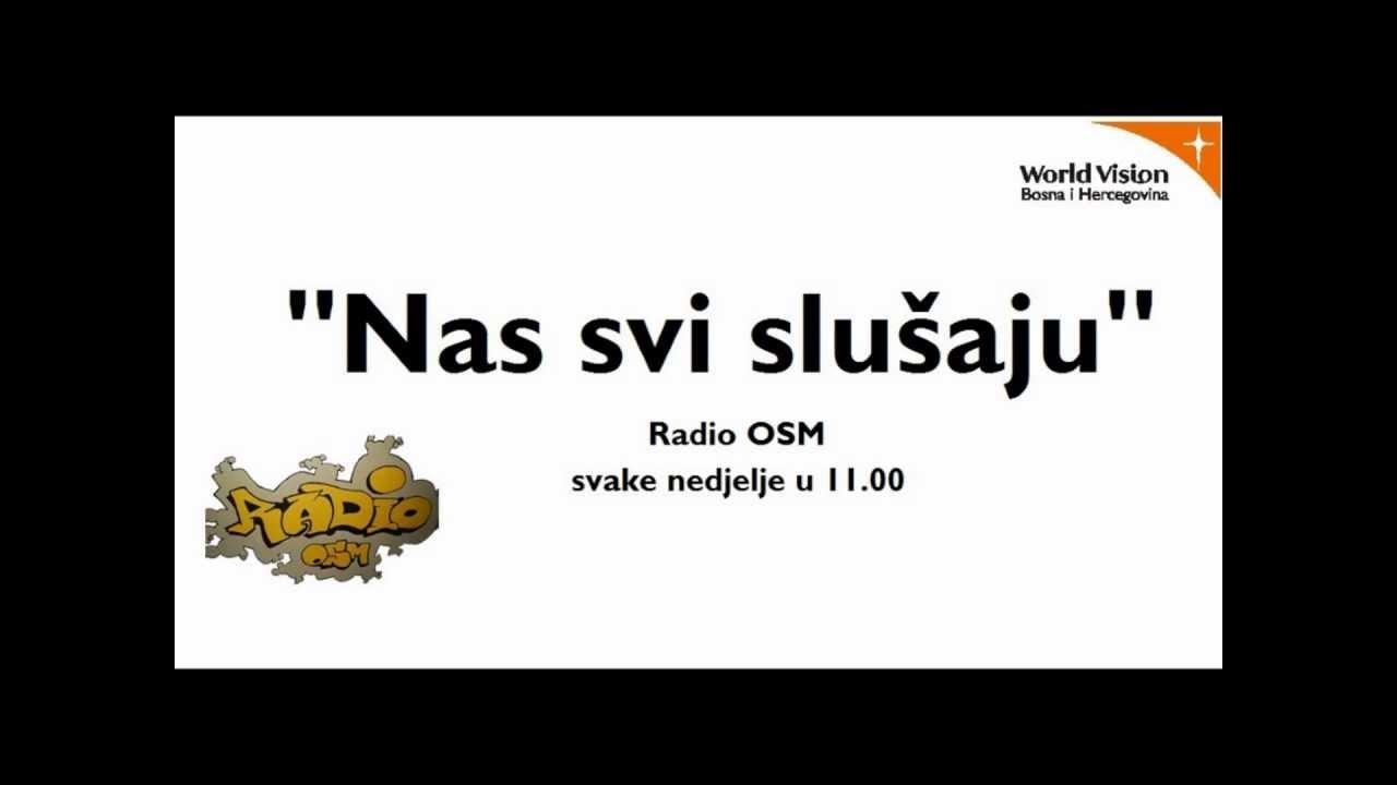 Radio emisija: Nas svi slusaju - YouTube