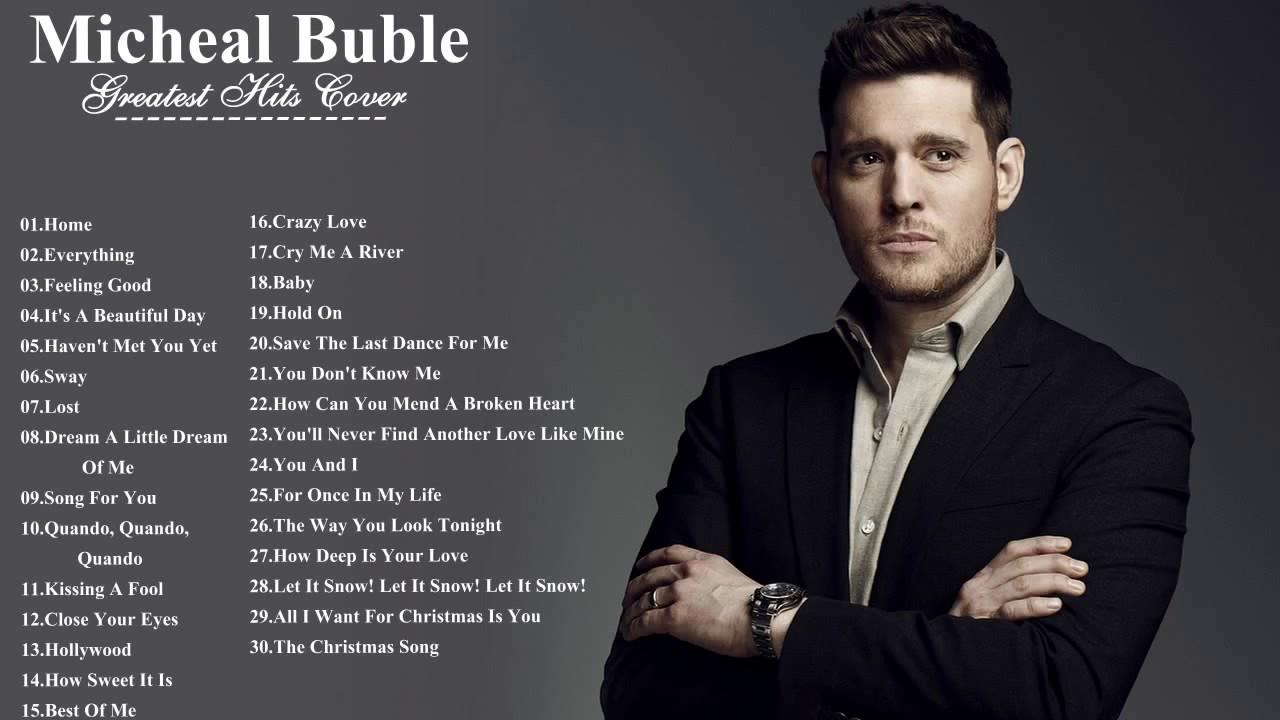 Best buble songs