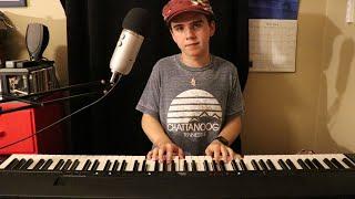 Border Song - Elton John | Piano & Vocal Cover by Jack Seabaugh