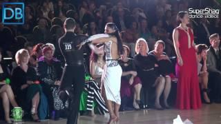 Approach the Bar with DanceBeat! Emerald 2017! Pro Latin! Tomasz Lewendowski