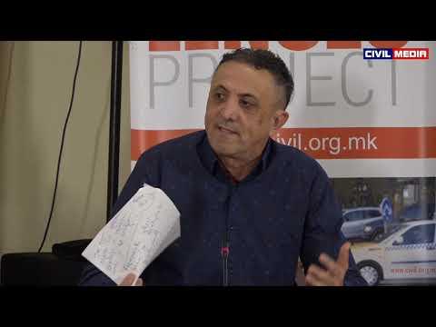 Кежаровски: Во мојата биографија нема никогаш да пишува – Се предавам!