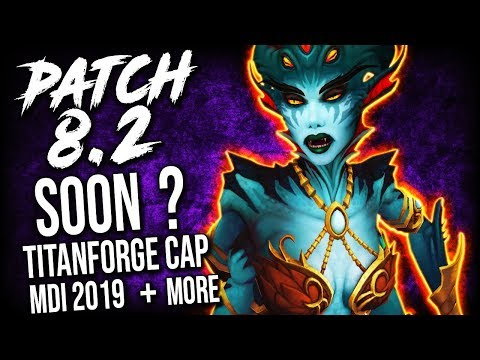 WoW News: Patch 8 2, MDI 2019, Addons in AWC, Warcraft 1 & 2