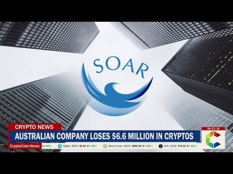 Australian Company Loses $66 Million in Cryptos Due to Backdoor Flaw