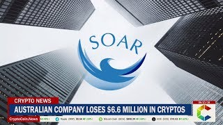 Australian Company Loses $6.6 Million in Cryptos Due to Backdoor Flaw