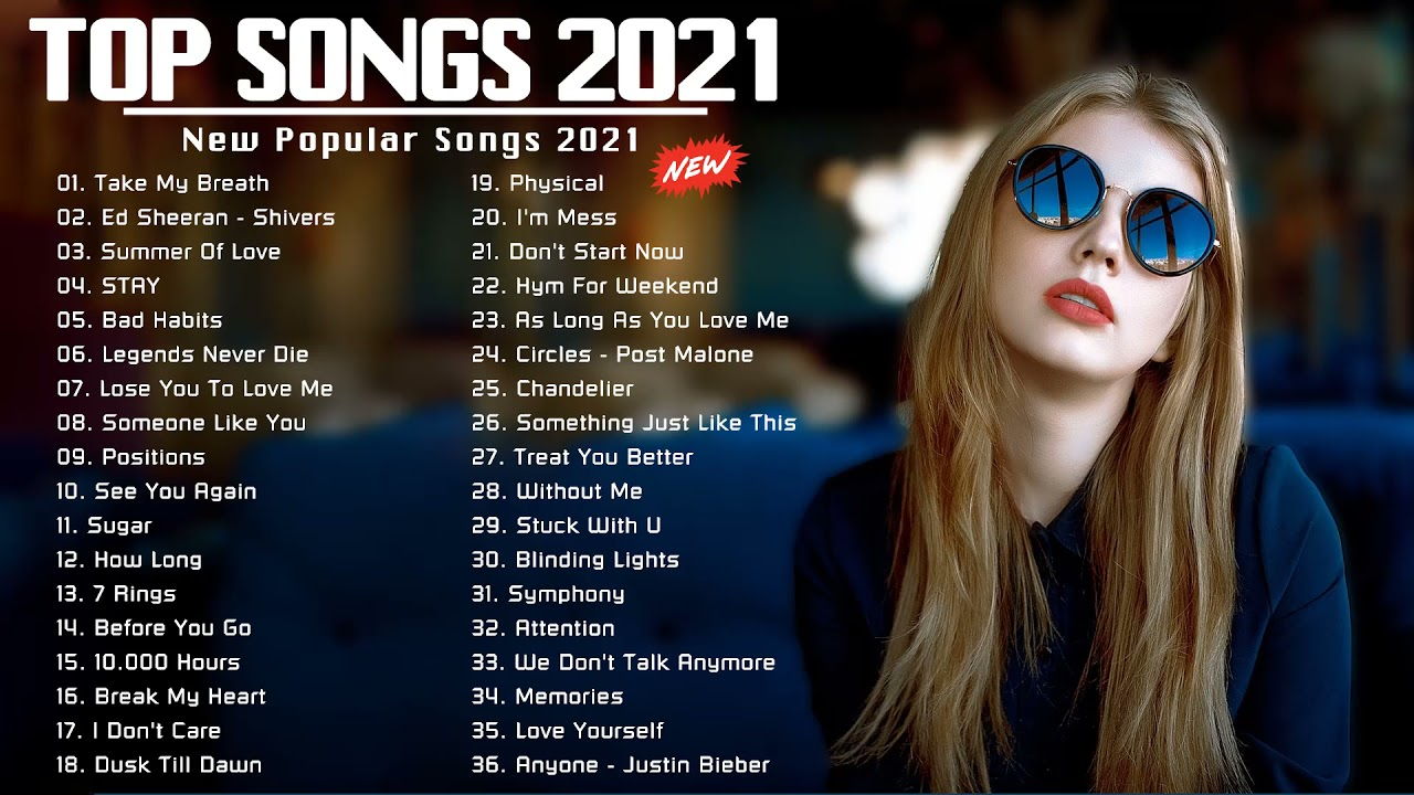 Billboard Hot 100 This Week (New Song 2021 ) ? New Popular Pop Songs 2021 ? Top Hits 2021