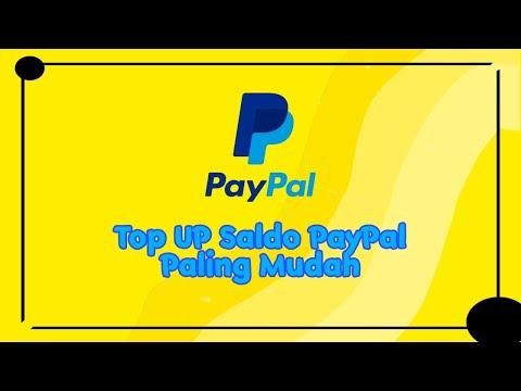 Cara mengisi saldo paypal ( #tutorial ).