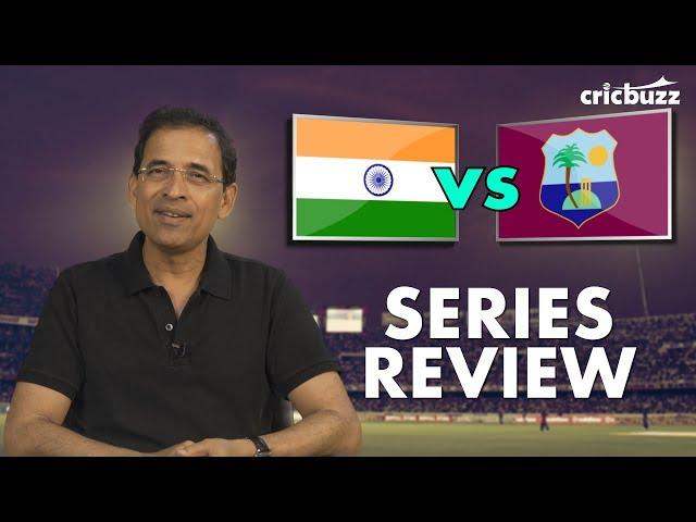 Harsha Bhogle reviews India's dominant series win over Windies