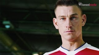 Laurent Koscielny - The key to a career in football