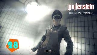 Der Folterknecht. Wolfenstein-The New Order  Let´s Play Gameplay German Deutsch PC P. 28