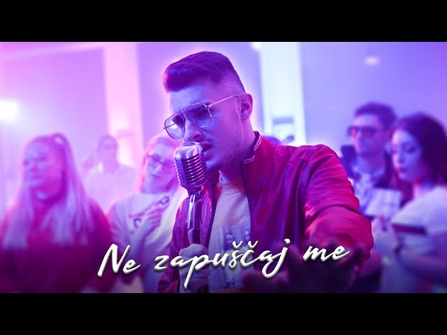 Jay Bolk - Ne zapuščaj me  (Official Video 4K)