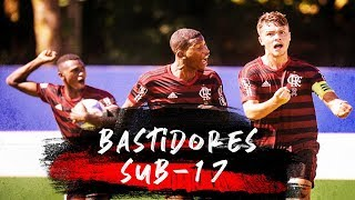 Vasco 1 x 2 Flamengo - Semifinal da Taça GB Sub-17