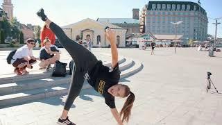 Love it Ритм - MONATIK - BreakDance - Bgirl Antoniuk Mariia
