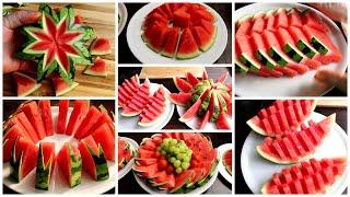 5 Super Fruits Wateŗmelon Decoration Ideas