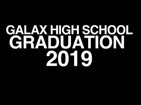 Galax High School 2019 Graduation