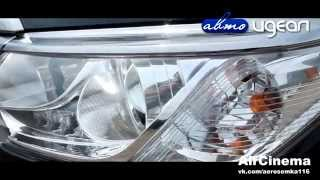 Полировка Toyota Camry детейлинг г. Альметьевск