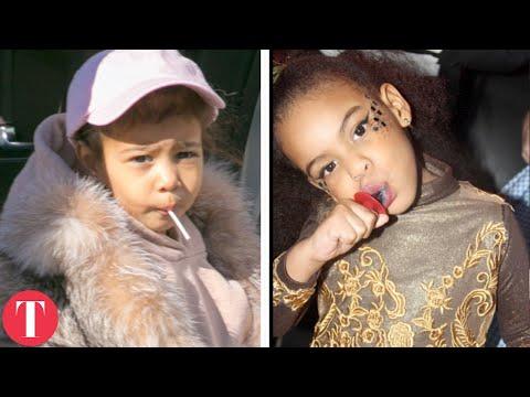 Download Youtube: Kim Kardashian's Daughter VS Beyonce's Daughter
