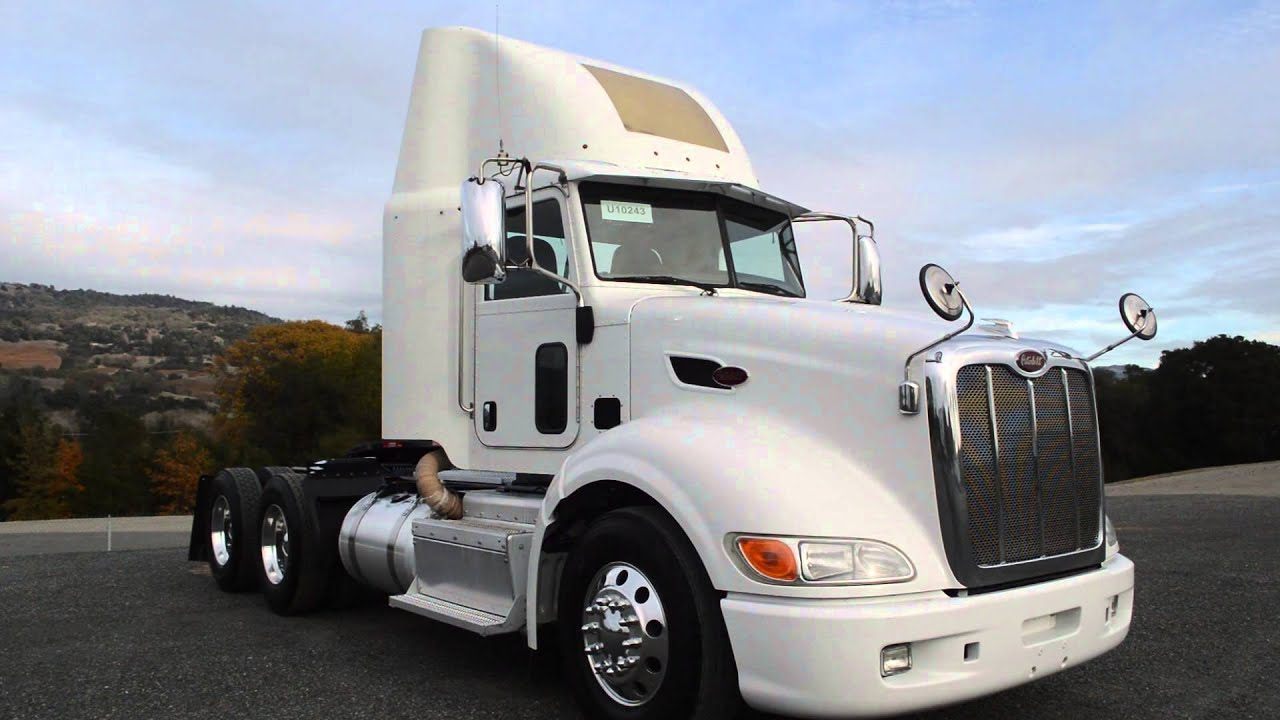 Beautiful 2011 Peterbilt 386 Wire Schematic Photos - Electrical and ...