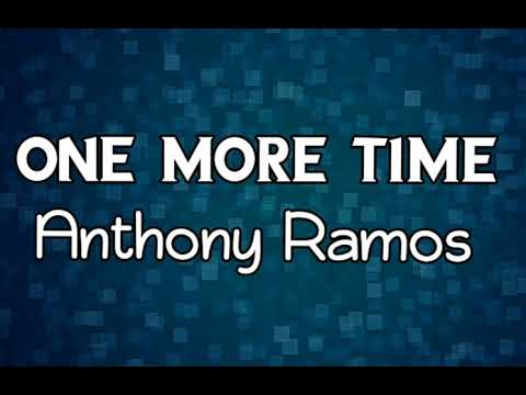 Download Anthony Ramos - One More Time (Instrumental with lyrics)