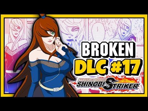 Mei The NEXT BROKEN DLC! Naruto To Boruto Shinobi Striker