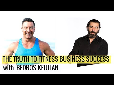 The Truth To Fitness Business Success with Bedros Keuilian | Coaches Cartel Podcast