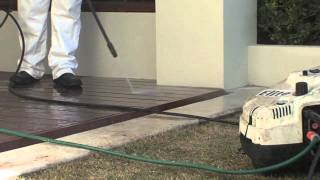 sikkens how to prepare and coat a timber deck