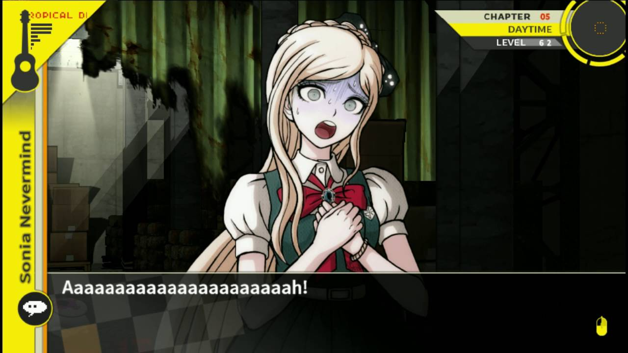 Let's Stream Danganronpa 2 - Chapter 5, Investigation, Part 1