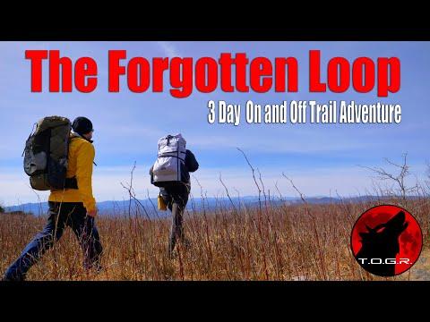 The Forgotten Loop - 3 Day Adventure