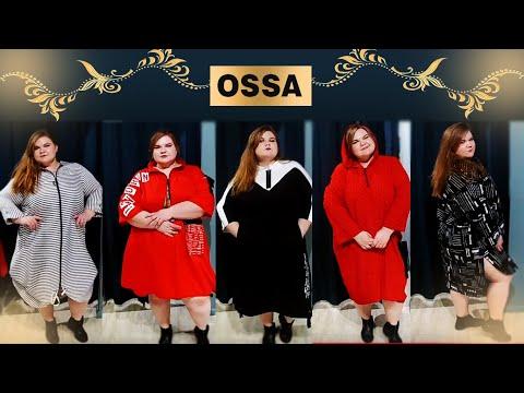 ШОПИНГ В  OSSA ЧАСТЬ 1/ ОДЕЖДА БОЛЬШИХ РАЗМЕРОВ/Russian Plus Size Girl/ Мода 2019/ тренды