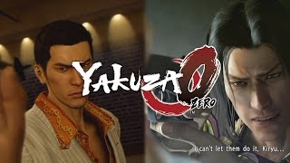 DARTS KIN- QUEEN. Also, THE FEELS | Yakuza 0 #7