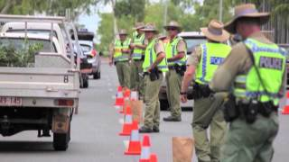 Northern Territory Police Promotional Video 2012