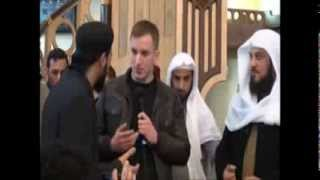 german guy becomes muslim because of a kurdish guy behavior muhammad al arifi